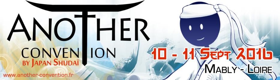 Another Convention, les 10 et 11 septembre à Mably (42)