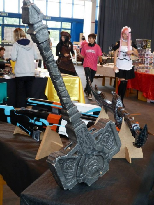 Stand craft d'arme - Another Convention