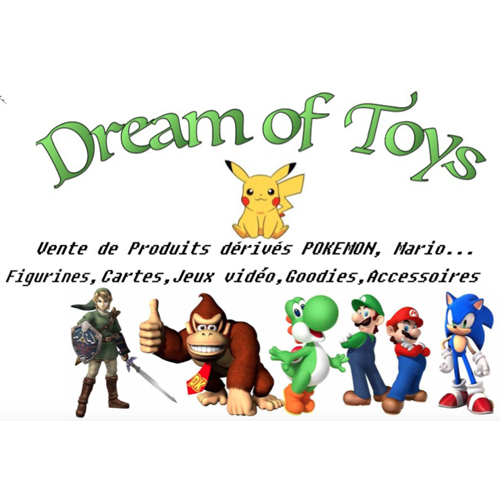 DREAM OF TOYS